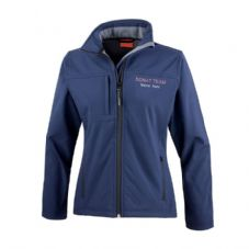 SoNET SOFT SHELL JACKET - LADIES FIT